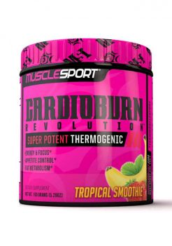 MuscleSport CardioBurn For Her