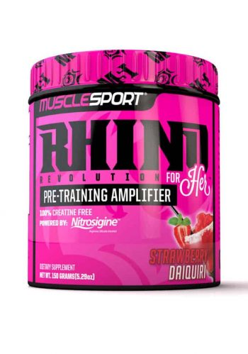Musclesport rhino for her