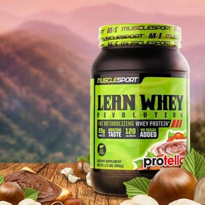 lean whey revolution protella