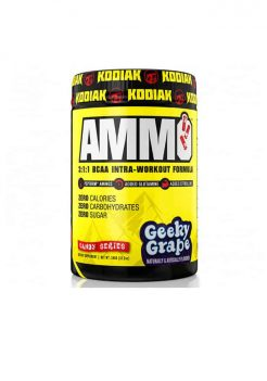 kodiak ammo intra workout bcaa