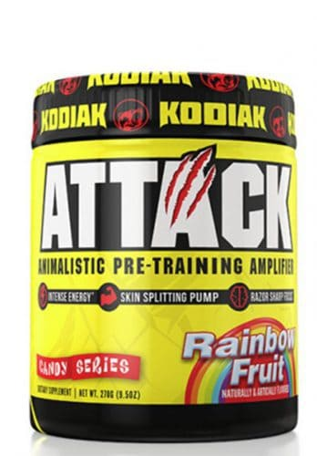 kodiak attack pre-workout
