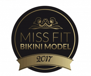 Miss Fit Bikini Model 2017 LOGO
