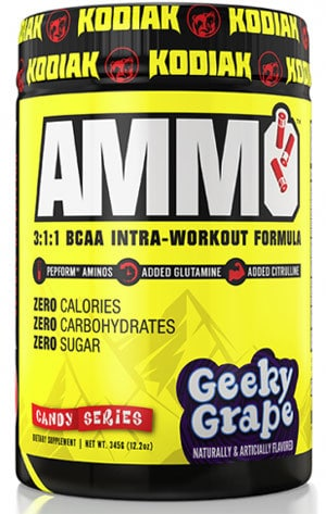 Branched Chain Amino Acid Supplements