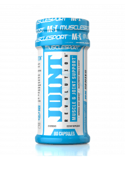 MuscleSport joint revolution joint relief supplement