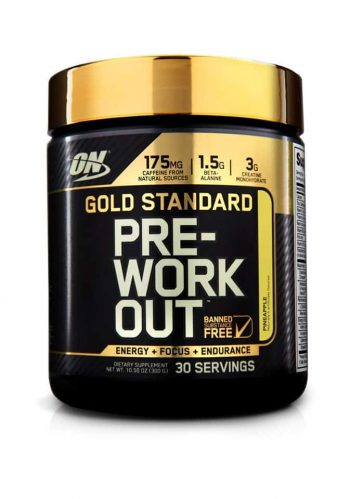 Gold Standard 100% Pre workout