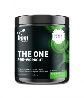 BPM Labs The One Black Label