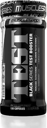 supplement with testosterone black