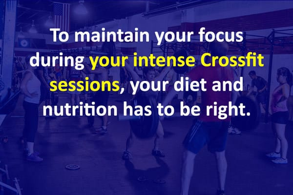 crossfit training sessions
