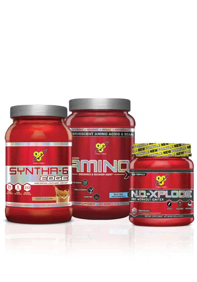 BSN Stack Muscle Building Men