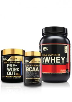 Muscle Building Pro Stack by ON