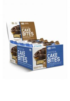 optimum nutrition protein cake bites