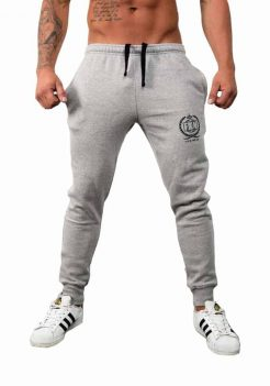 Mens Track Pants - FKN Quadfit Pant in Grey
