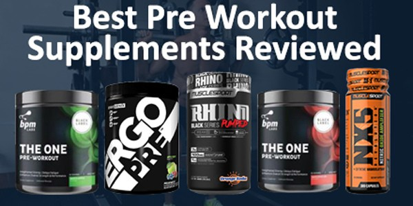 Best Pre Workout Supplements 2019 | Lift Gear Australia