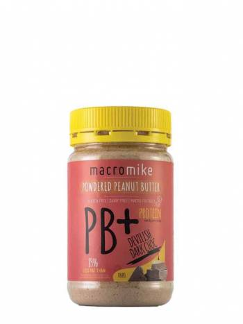 macro mike peanut butter protein plus
