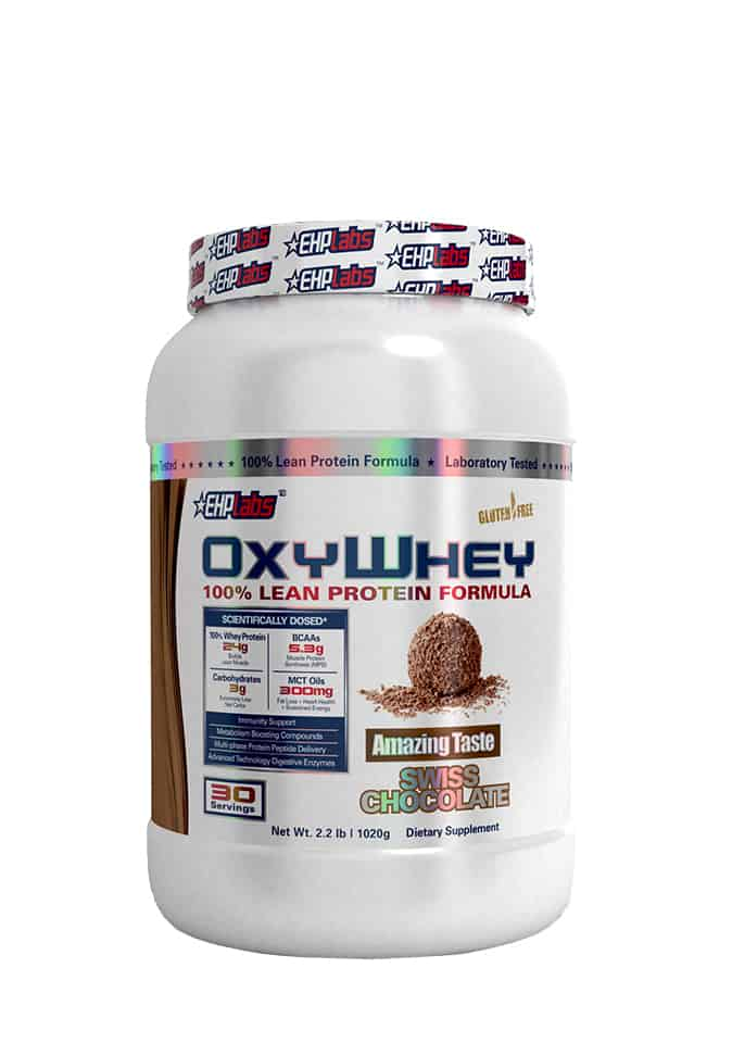 Ehp Labs Oxy Whey