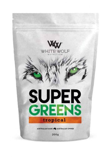 super greens white wolf nutrition