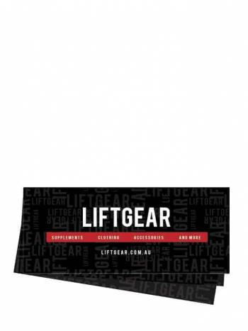lift gear sticker