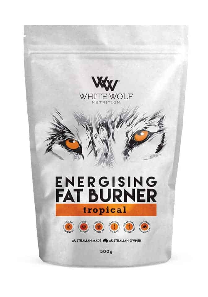 white wolf fat burner