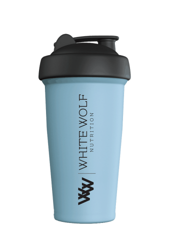 White Wolf Shaker Bottle