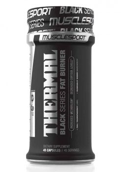 thermal black series fat burning supplement