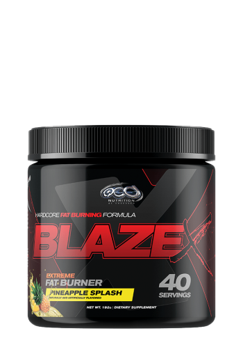 OCD Nutrition Blaze X Fat Burning Supplement
