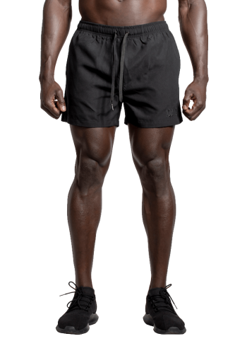 Adonis Combat Training Shorts Black Fitted