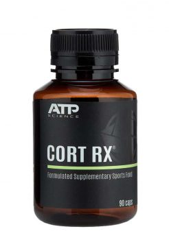 cort RX adrenal cortex support supplement