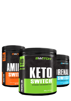 Switch Nutrition Endurance Stack