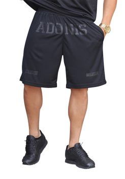 Adonis Hamma Shorts Black with Black