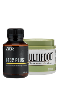 Healthy Thyroid Stack By ATP Science