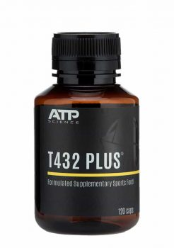 t432 plus supplement atp science