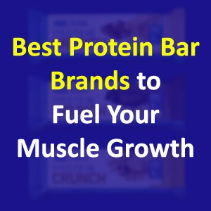 Best Protein Bar Brands In Australia