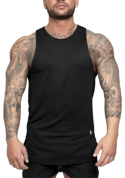 Adonis Gear Coordinates Tank in Black