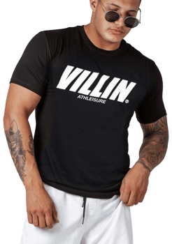 Brick City Villin Black Tee