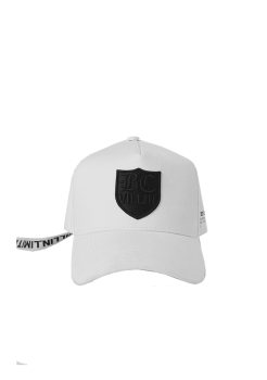 Brick City Villin Cap in White with A-Frame Longstrap
