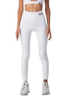 Brick City Villin White Sports Tights
