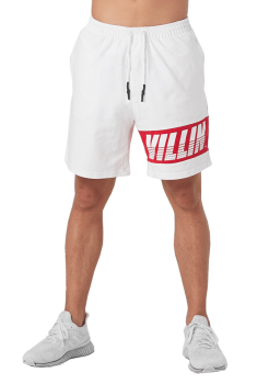 Men's Brick City Villin Shorts white