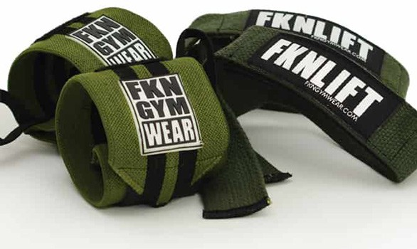 best wrist wraps for weightlifting fkn
