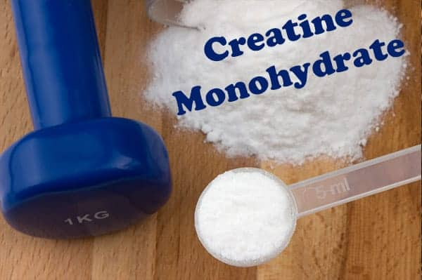 creatine monohydrate pre workout