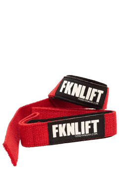 FKNLIFT Weightlifting Straps
