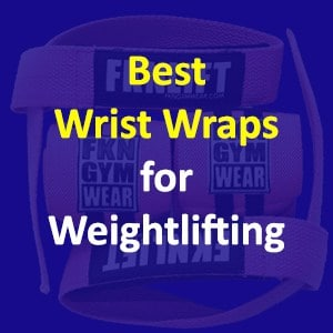 Best Wrist Wraps for Weightlifting – Review & How to Use Them