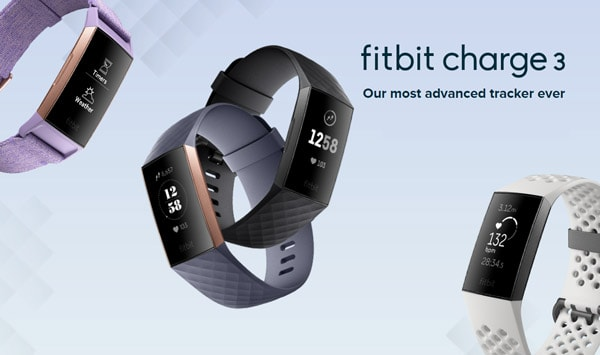 fitbit charge 3 bodybuilding smartwatch