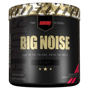 big noise redcon1 pre workout review